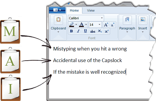 Paste multiple pieces of text                into individual clipboard